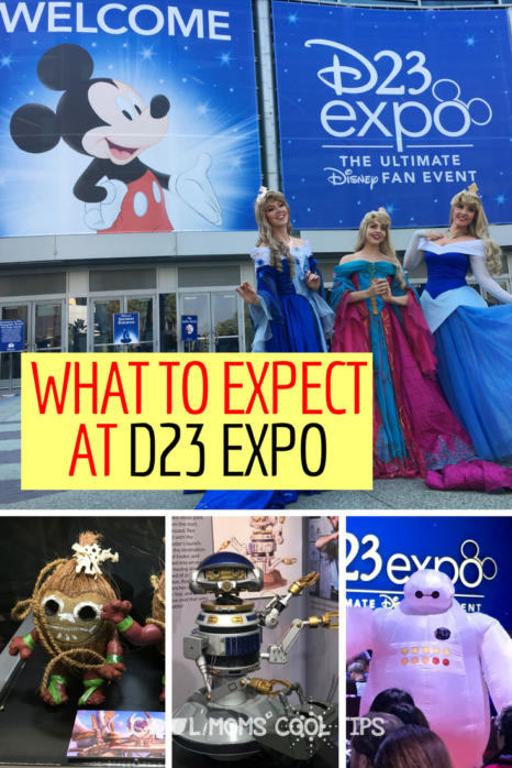 Ready for the ultimate Disney fan event? I share my D23 expo experience so you you what to expect when you go