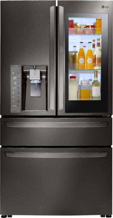 It Is Easy To Love the LG InstaView™ Door-in-Door® Refrigerators
