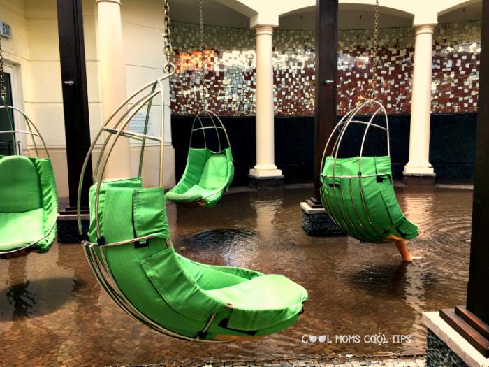 eau de palm spa pool cool moms cool tips