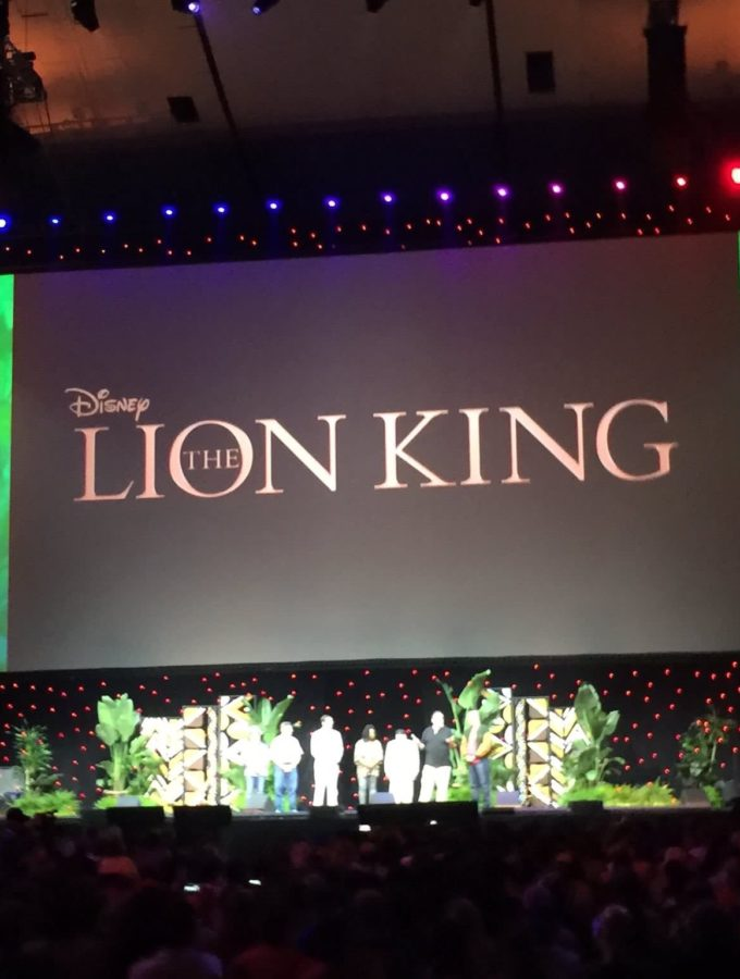 Six The Lion King Fun Facts: A Roaring Lion King Panel at D23 Expo #D23Expo
