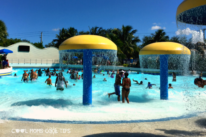 rapids water park wave pool cool moms cool tips