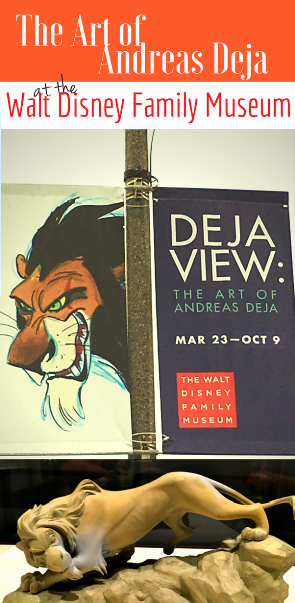 the art of andreas deja at the walt disney family museum