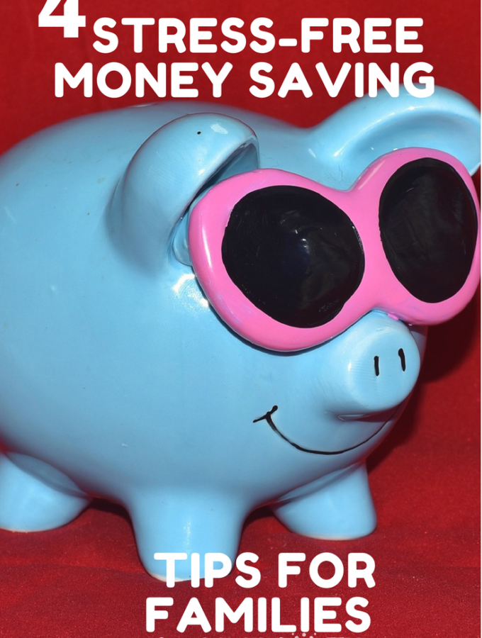 5 Stress-Free Money Saving Tips for Families
