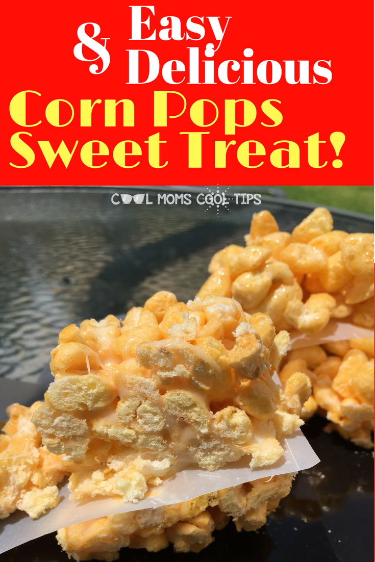 corn pops sweet treat cool moms cool tips