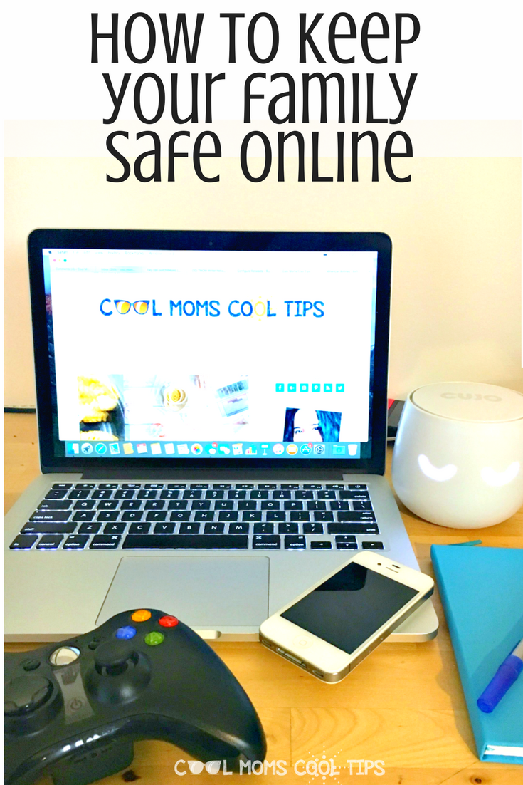 how to keep your family safe online always