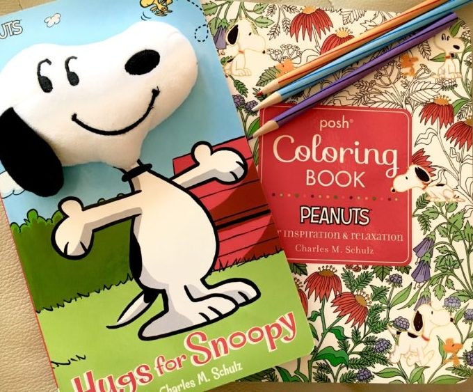 Get A Peanuts Gang Break and Hug It Out with Snoopy