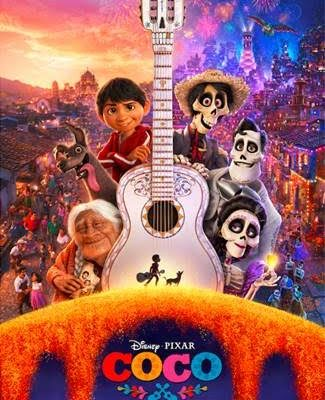 Just In! Disney-Pixar New Coco Poster and Trailer