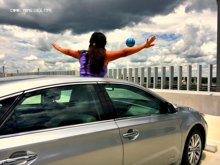 toyota avalon at disney springs cool moms cool tips