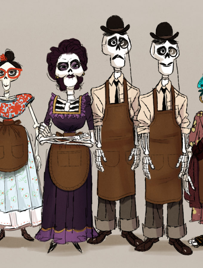 The Bare Bones On Disney-Pixar Coco Skeletons: 8 Fun Facts on Bringing to Life Skeletons For Disney-Pixar's Coco Movie