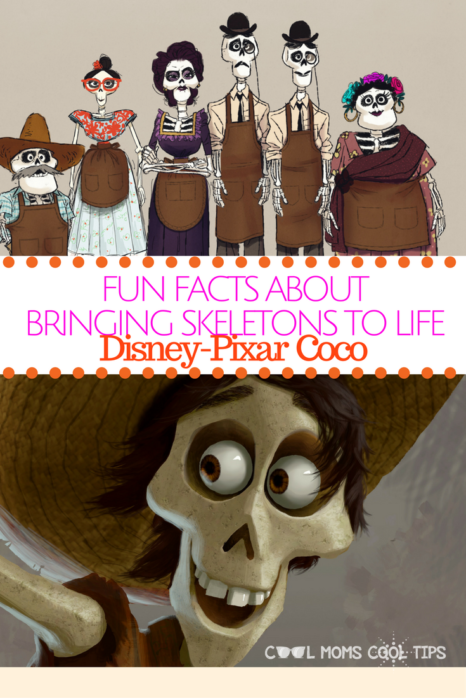 Bringing to Life Skeletons For Disney-Pixar's Coco
