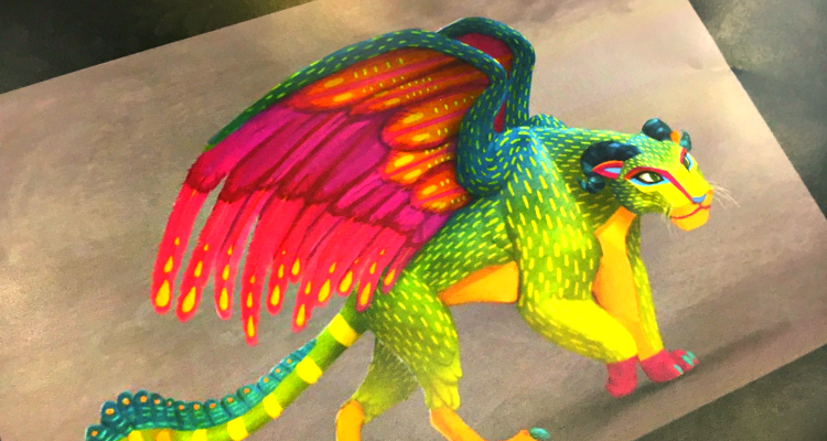 All About Alebrijes In Coco