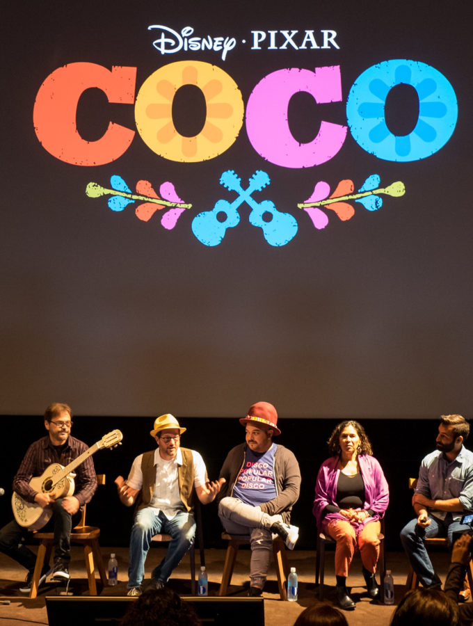 Coco: A Music Story. The Sounds of Mexico and The Music of Disney-Pixar Coco
