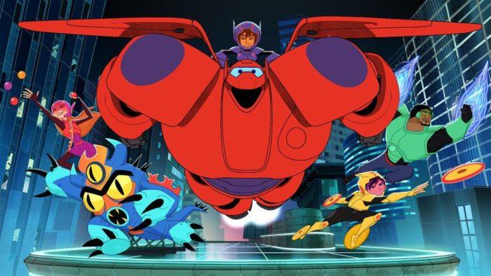Baymax returns Bigh hero 6 Disney xd series cool moms cool tips