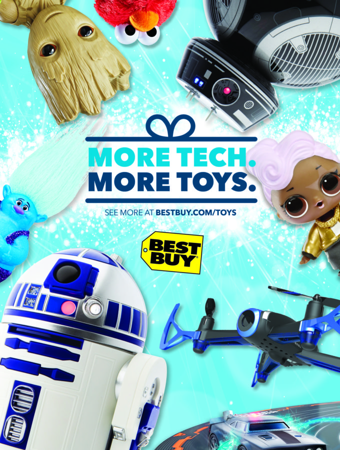 All The Cool Toys Are At Best Buy