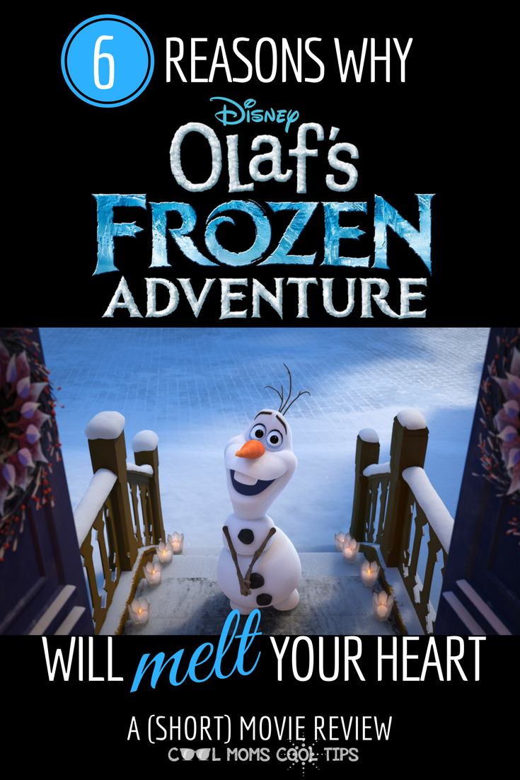 Disney Frozen fans will love Olaf in Olaf's Frozen Adventure. We tell you why and review the short movie for you