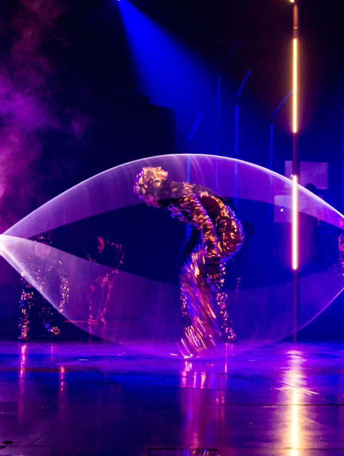 The New Cirque du Soleil VOLTA Come to South Florida