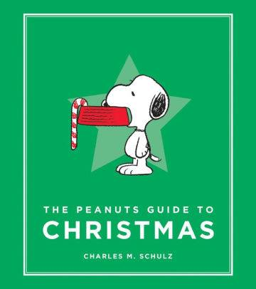 Peanuts Christmas Guide book