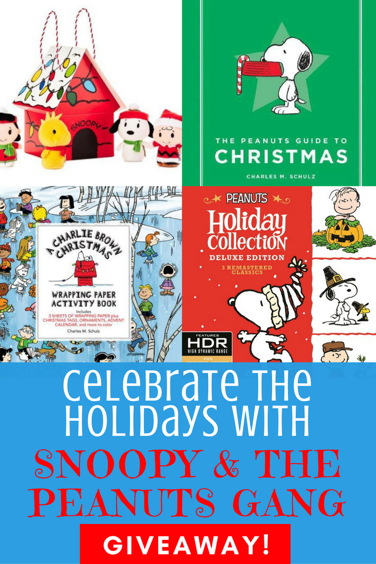 Love snoopy? lhave a Peauts lover? Celebrate the Holidays with snoopy and the peanuts gang
