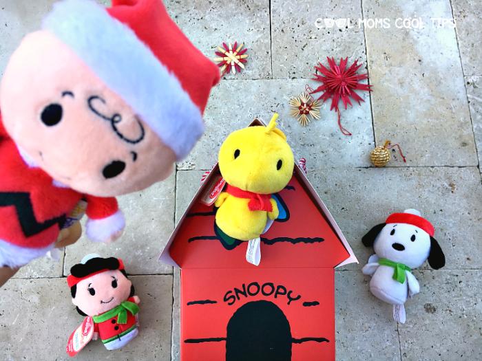 Snoopy and Peanuts Hallmark holiday ornaments