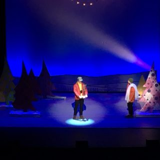 A Charlie Brown Christmas Live on Stage Tradition is A Holdiay Delight