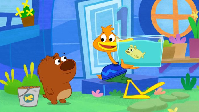p king duckling is now on netflix