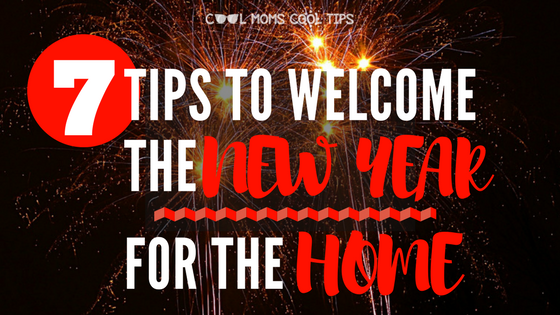 7 Tips To Welcome The New Year For Our Home