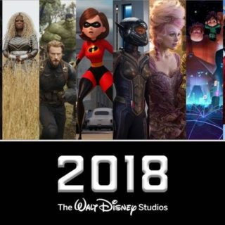 Disney Movies to watch in 2018