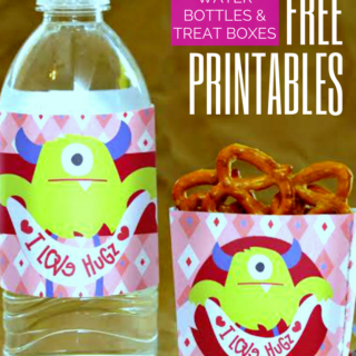 Looking for fun and adorable for Valentine's Day? we have the perfect easy craft of adorable monsters for class parities! Get your Valentine's Day Free Printables and do some simple DIY that everyone will love!