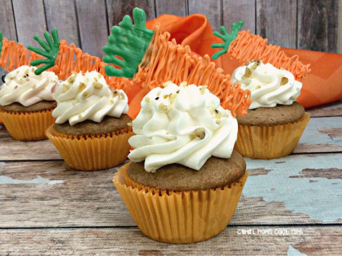 Peter Rabbit Movie Review plus Carrot Candy Toppers and Carrot Cake Cupcakes cool moms cool tips