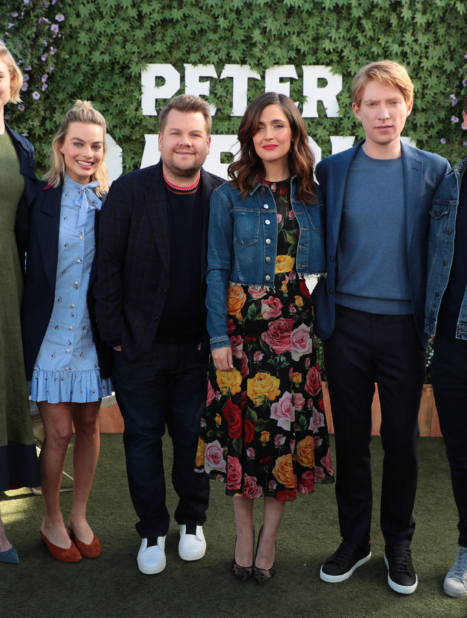 The Peter Rabbit Movie Cast Exclusive Interview: Why Rabbits in Jackets and Beyond