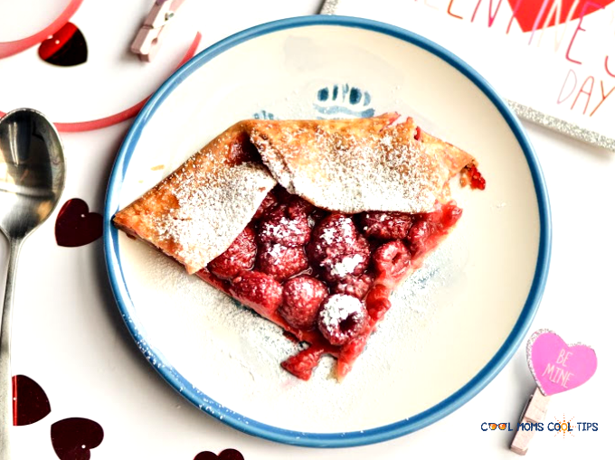Easy Raspberry Galette Recipe Sweetens Everything!