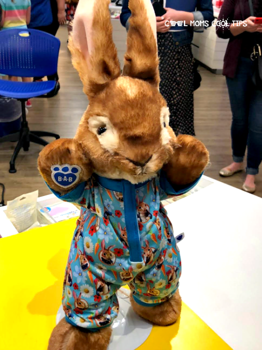 Peter Rabbit Is At Build-A-Bear cool moms cool tips