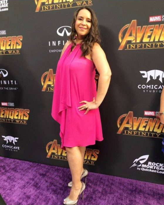 Avengers Assemble For A Marvel Ous Infinity War Red Carpet