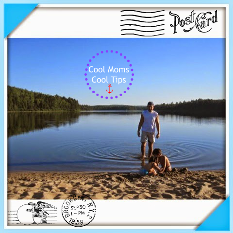cool moms cool tips on what to do at the #beach with the #kids besides sunbathing #peaceful family