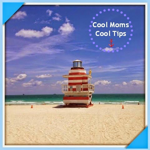 cool moms cool tips on what to do at the #beach with the #kids besides sunbathing #lifeguard house