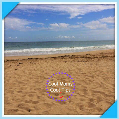 cool moms cool tips on what to do at the #beach with the #kids besides sunbathing #playa