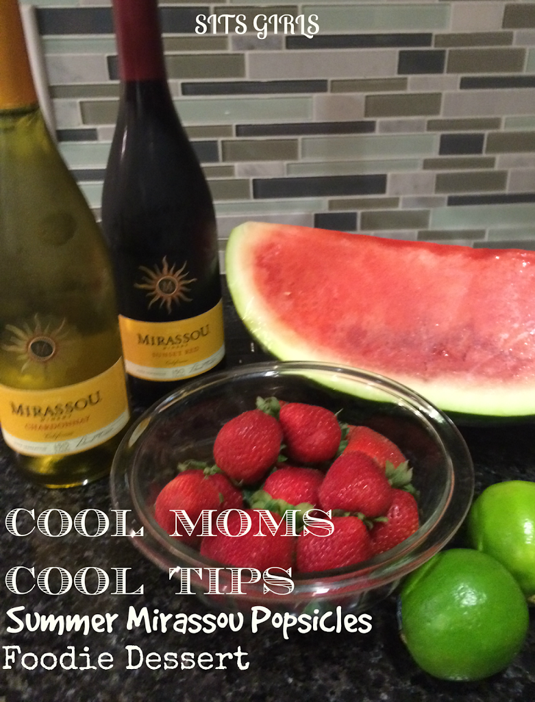 cool moms cool tips Mirassou popsicle ingredients