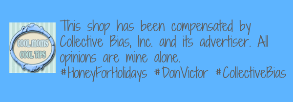 cool moms cool tips #honeyforholidays #donvictor #add disclosure
