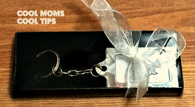 cool moms cool tips #sponsored key chain