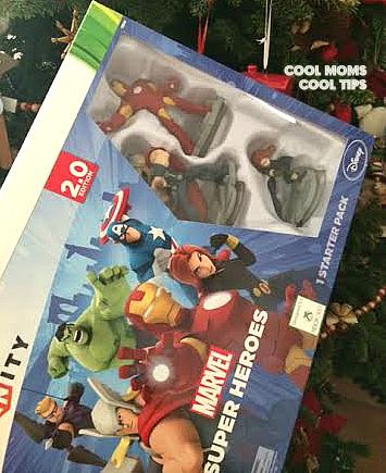cool-moms-cool-tips-Disney-Infinity Marvel-Super-Heroes-Regalo-Perfecto-Para- Dia-de-Reyes en el arbol