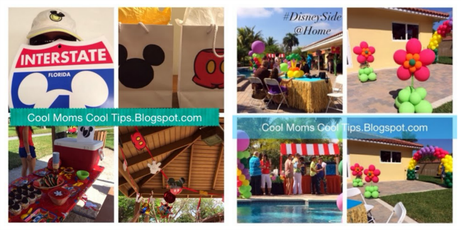 outdoor-garden--movie-screening-seating-area-cool-moms-cool-tips #DisneySide -chinese-new-year-Celebration