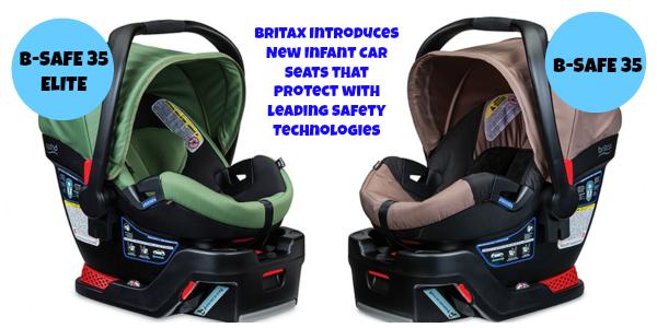 cool moms cool tips Britas new infant car seats #ad