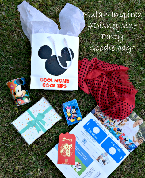 chicken- nuggets-and-chopsticks-cool-moms-cool-tips #DisneySide -chinese-new-year-Celebration