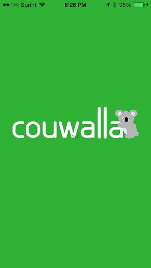 Couwalla logo at cool moms cool tips