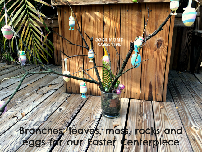 easter-centerpiece-cool-moms-cool-tips #a #honeybakedeaster