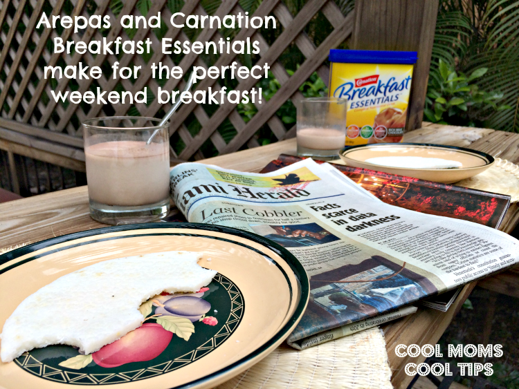 arepas-cool-moms-cool-tips #ad #50yearsofbreakfast