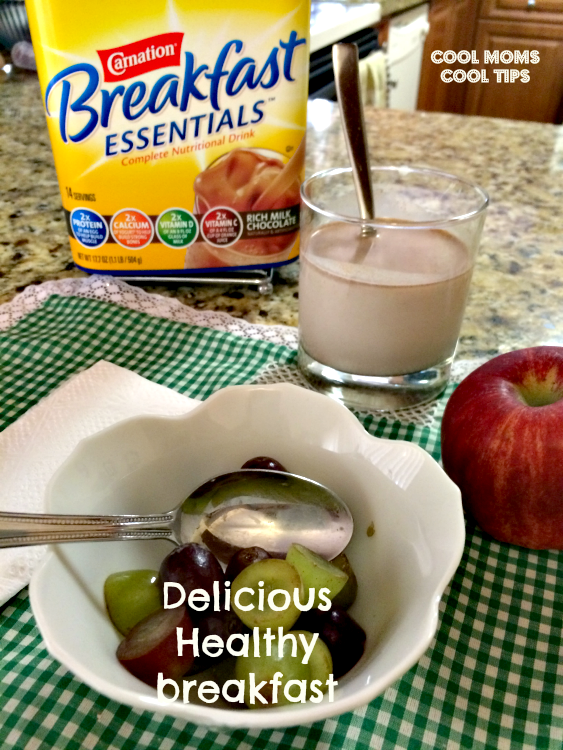 fruits-nestle-carnation-breakfast-essentials -cool-moms-cool-tips #ad #50yearsofhealthybreakfast