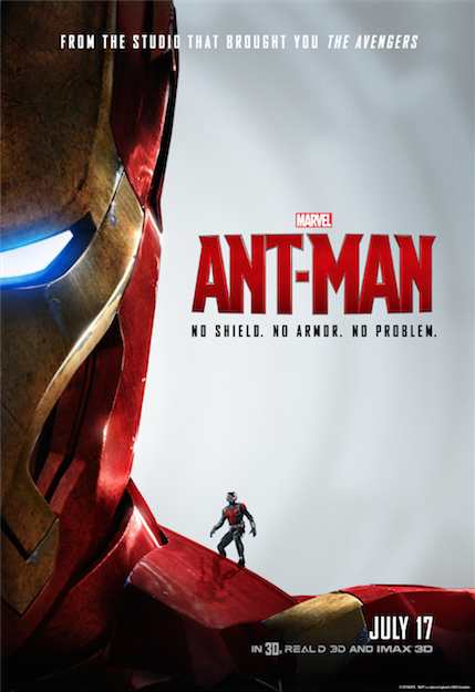 antman and armor