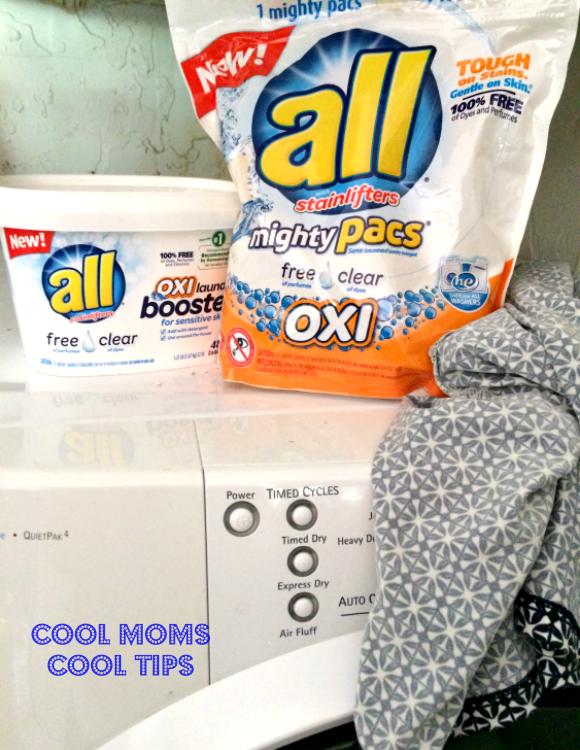 laundry ready #freetobe #ad