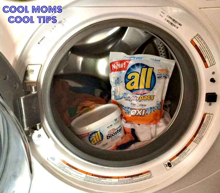 munchkin helps with laundry #freetobe #ad